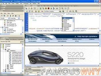 Adobe (Macromedia) Dreamweaver CS4