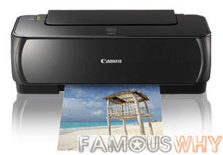 Canon PIXMA iP1800 Printer Driver 2.05