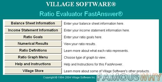 FastAnswer Ratio Evaluator