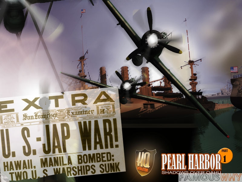 Pearl Harbour - Shadows Over Oahu