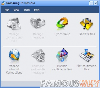 Samsung PC Studio 3.2.0 GJ4